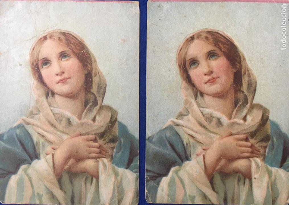 Postales: Lote Antiguo de Tarjetas Postales, Recordatorios y otros religiosos . 35 unidades. Ver fotos - Foto 2 - 150954614