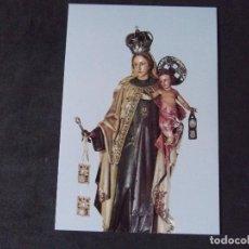 Postales: RELIGIOSAS-V30-VITORIA-PP CARMELITAS-NTRA SRA DEL CARMEN. Lote 150986998