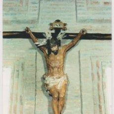 Postales: CRISTO DE LOS VAQUEROS. CASTILBLANCO DE LOS ARROYOS. Lote 151627818