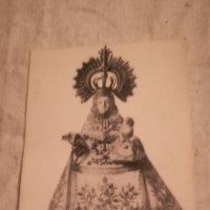Postales: ANTIGUA POSTAL DE N, S DE COVADONGA. Lote 151658337