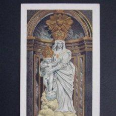 Postales: ANTIGUA ESTAMPA RELIGIOSA - NUESTRA SEÑORA DE LA VICTORIA, ... A1363. Lote 151712006