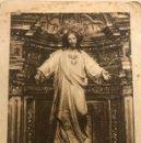 Postales: 1927 ACTO DE COMUNIÓN ESPIRITUAL 9X14 CM. Lote 152035078