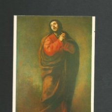 Postales: RECORDATORIO RELIGIOSO - SAN JUAN APOSTOL. Lote 152561258