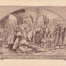 Postales: ESTAMPA MOSSEN AGUSTI BERENGUE MORATO 1950 L'ALTAR MAJOR DE STA. MARIA DE CAMBRILS. Lote 152569958