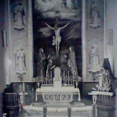 Postales: CRISTO MISA IGLESIA POR DETERMINAR 50´S S/C S/ED . Lote 153246086
