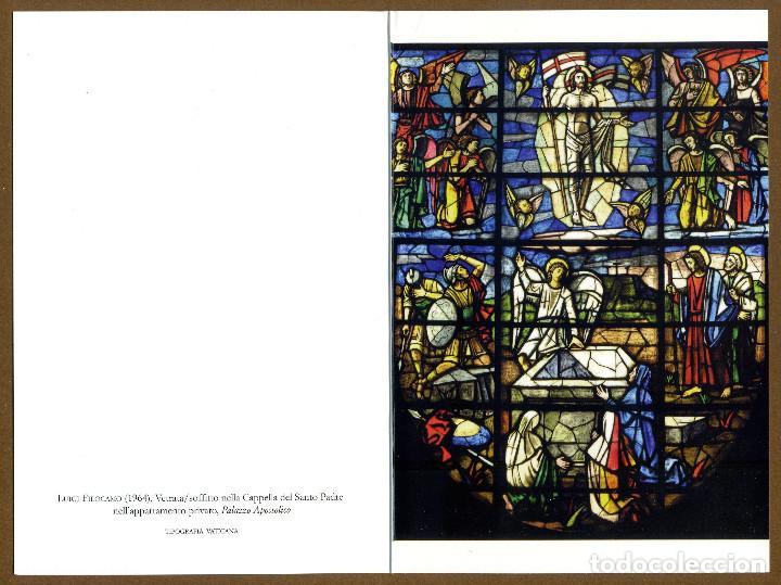 Postales: Benedicto XVI - 2010 - Foto 2 - 154844362