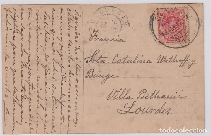 Postales: muy buscada postal por definir. año 1921 (más datos visitar reverso importante). - Foto 2 - 155298310
