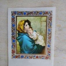 Postales - Lote de 7 estampitas vintage, sin imprimir - 156546214