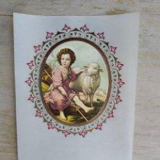 Postales - Lote de 5 estampitas vintage, sin imprimir - 156546966