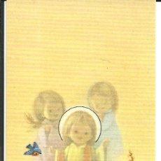 Postales: RECORDATORIO COMUNION *MARTA RIBAS*. Lote 157657098