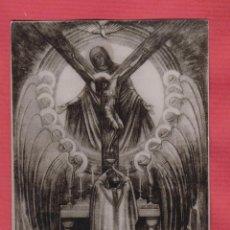 Postales: POSTAL RELIGIOSA- IMAGEN DE CRISTO EN LA CRUZ- PV.762. Lote 157662974