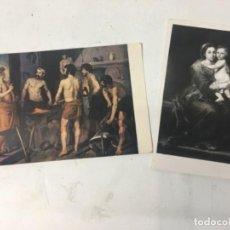 Postales: ORIGINAL POSTAL POSTALES DE PINTURA. Lote 158535250