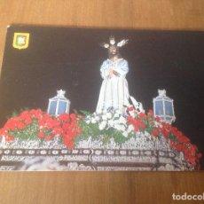 Postales: ANTIGUA POSTAL DE MALAGA. SEMANA SANTA JESUS CAUTIVO. Lote 158842362