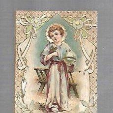 Postales: ESTAMPITA RELIGIOSA. NIÑO JESUS.. Lote 159213530