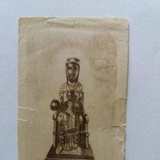 Postales: ESTAMPA RECUERDO DE LAS FIESTAS CENTENARIAS Y JUBILARES DE NTRA. SRA. DE MONTSERRAT. 1944. Lote 159411386