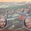 Postales: 1982 LOYOLA GUIPUZCUA Y JAVIER NAVARRA VISTA DE JUAN PABLO II PAPA. Lote 160521201