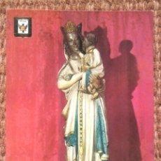 Postales: VIRGEN BLANCA - TOLEDO. Lote 161329398