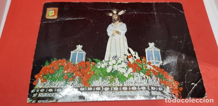 POSTAL MALAGA - SEMANA SANTA - NUESTRO PADRE JESUS CAUTIVO - 1975 - SIN CIRCULAR (Postales - Postales Temáticas - Religiosas y Recordatorios)