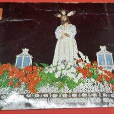 Postales: POSTAL MALAGA - SEMANA SANTA - NUESTRO PADRE JESUS CAUTIVO - 1975 - SIN CIRCULAR. Lote 161408518