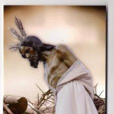 Postales: -74989 POSTAL SEMANA SANTA MALAGA, NUESTRO PADRE JESUS CAUTIVO. Lote 161581890