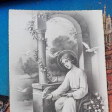Postales: POSTAL NIÑA AÑOS 40. Lote 161879902