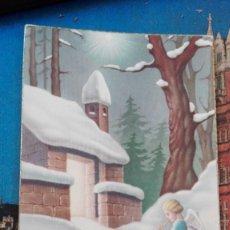 Postales: POSTAL ANGELES AÑOS 40. Lote 161879934
