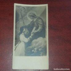 Postales: ESTAMPA AÑO 1919 -RECORDATORIO HIJA DE MARIA -COLEGIO JESUS MARIA -VALENCIA - VER DETALLES. Lote 162108046