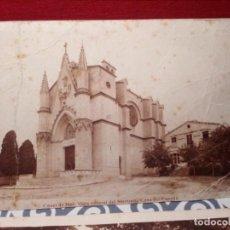 Postales: 3 ANTIGUAS POSTALES SIN CIRCULAR DE CANET DE MAR (SANTUARIO, JARDINES Y BOSQUE) - REF: 159/169. Lote 162326178