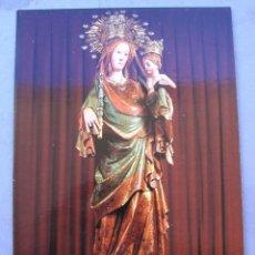 Postales: POSTAL MONTBLANC - 6 - MARE DE DEU DE LA SERRA S.XIII (RAYMOND, SIN CIRC, AÑOS 70 APROX). Lote 162558994
