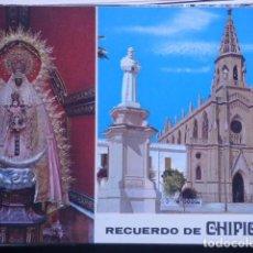 Postales: CADIZ , CHIPIONA , VIRGEN DE LA REGLA. Lote 162802734