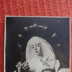 Postales: RECUERDO SOLEMNE SEPTENARIO.VIRGEN DE LA ESTRELLA.TRIANA.FOTO GARD.SEVILLA 1964. Lote 163213442