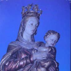 Postales: BARCELONA , SABADELL , MARE DE DEU DE LA SALUT. Lote 163524310