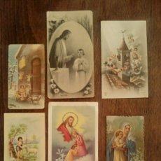 Postales: ESTAMPAS RELIGIOSAS. RECORDATORIO PRIMERA COMUNION.. Lote 164148682