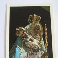 Postales: POSTAL VIRGEN DE CANDELARIA - PATRONA DE CANARIAS - 1977 - PERLA FOTO JORGE - SIN CIRCULAR. Lote 164219750