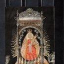 Postales: 2 LA LAGUNA (TENERIFE). NTRA. SRA. DE LOS REMEDIOD. PATRONA DE LA CIUDAD. Lote 164404986