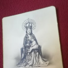 Postales: ANTIGUA POSTAL FOTOGRÁFICA, SANTA MARIA LA MAYOR, PATRONA DE BURGOS. Lote 166273085