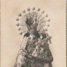 Postales: ESTAMPA RECUERDO FIESTA DEDICADA VIRGEN DE LOS DESAMPARADOS COLONIA VALENCIANA NAVAJAS 1952 --C-49. Lote 167686698
