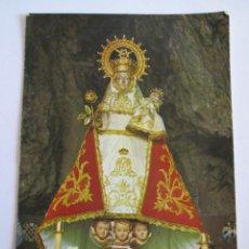 Postales: POSTAL VIRGEN - LA SANTINA - COVADONGA - ASTURIAS - ARRIBAS. Lote 167733152