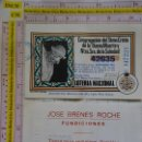 Postales: DÉCIMO DE LOTERÍA NACIONAL. CRISTO DE LA BUENA MUERTE Y SOLEDAD. MÁLAGA SEMANA SANTA 1976. Lote 167991564