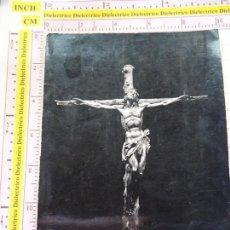 Postales: POSTAL RELIGIOSA SEMANA SANTA. AÑO 1961. CRISTO ALTAR MAYOR VALLE DE LOS CAIDOS, MADRID. 2273. Lote 167992888
