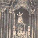 Postales: RIBAS DEL JARAMA.- SANTÍSIMO CRISTO DE LOS AFLIGIDOS. Lote 168030820