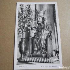 Postales: NTRA. SRA. DE QUERALT. BERGA N. 17. Lote 168185476