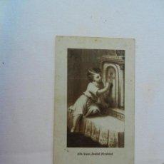 Postales: ESTAMPA RELIGIOSA ¡OH BUEN JESÚS! ¡OYEME! 1944.. Lote 168230780