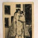 Postales: VALENCIA. POSTAL LA VIRGEN DE LOS DESAMPARADOS. PATRONA DE VALENCIA. RESTAURADA. FOTO PLA. Lote 168276500