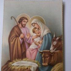 Postales: POSTAL RELIGIOSA ANTIGUA . Lote 168716824