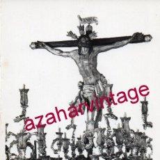Postales: SEMANA SANTA SEVILLA - CRISTO DE LA EXPIRACION - HDAD DEL MUSEO - ARRIBAS Nº 344. Lote 168722852