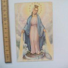 Postales: INMACULADA CONCEPCIÓN. FS 35. F S. SIN CIRCULAR. POSTAL RELIGIOSA. POSTCARD. Lote 168755280