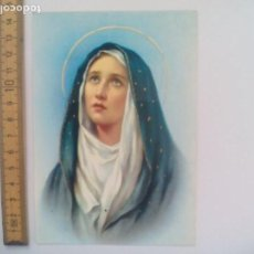 Postales: VIRGEN DE LOS DOLORES. SANTUS - 8 1970. SIN CIRCULAR. POSTAL RELIGIOSA. POSTCARD. Lote 168755432