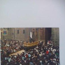 Postales: Nº 171 SEVILLA SEMANA SANTA TRIUNFO DE LA SANTA CRUZ. ESCUDO DE ORO. SIN CIRCULAR POSTAL RELIGIOSA.. Lote 168757304