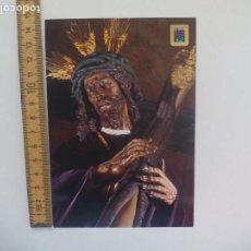 Postales: Nº 310 SEVILLA SEMANA SANTA JESÚS GRAN PODER. ESCUDO DE ORO. SIN CIRCULAR POSTAL RELIGIOSA.. Lote 168757472